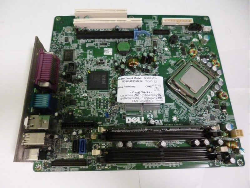 Optiplex 780 Bios