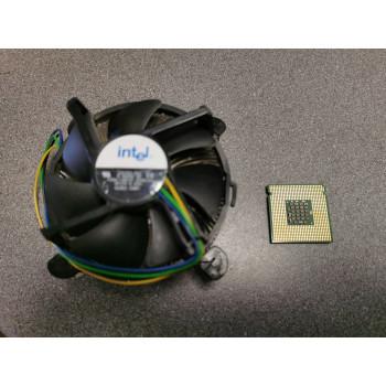 Intel Pentium 4 @ 3.4gHz - SL7KM - LGA775 / PGA478 with Heatsink & Fan