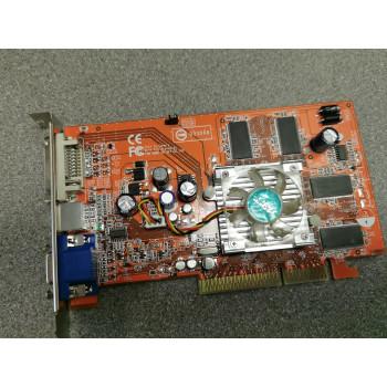 Abit Radeon R9550-CDT 256MB AGP Graphics Card (XP / 2000)
