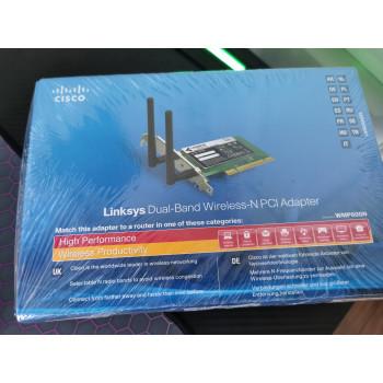 Linksys WMP600N Dual band PCI Wireless-N Network Card