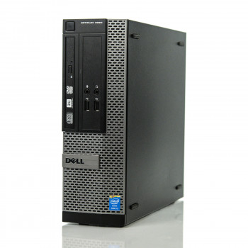 Dell Optiplex 3020 Core i5 4th Gen Windows 10 Pro 64 Bit Small Form PC - I581TBT