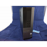 Dell Optiplex 7010 Linux Ubuntu Small Form PC + RS232 Serial Port - GS4250U