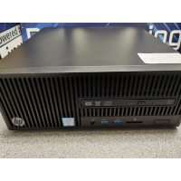 HP 280 G2 Core i3 6th Gen Windows 11 Pro SFF PC - 378240E