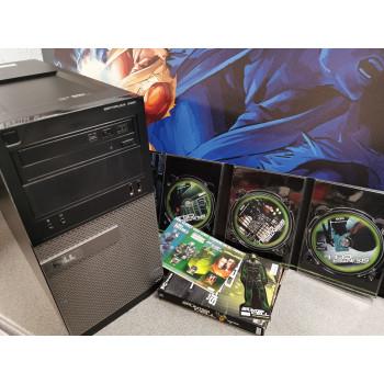 XP Retro Gaming PC - Dell Tower - HDMI - Splinter Cell Edition