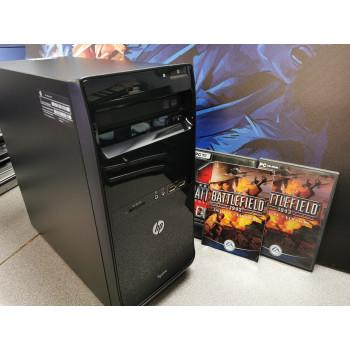 XP Retro Gaming PC - HP Pro Tower - VGA - Battlefield Edition