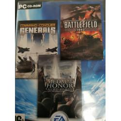 XP Retro Gaming PC - RGB Tower - VGA - Battlefield / C&C / MoH Edition