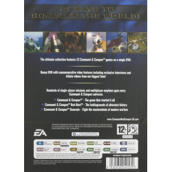 XP Retro Gaming PC - RGB Tower - HDMI - Command & Conquer Decade Edition