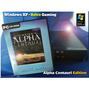 XP Retro Gaming PC - USFF - Sid Meier's Alpha Centauri