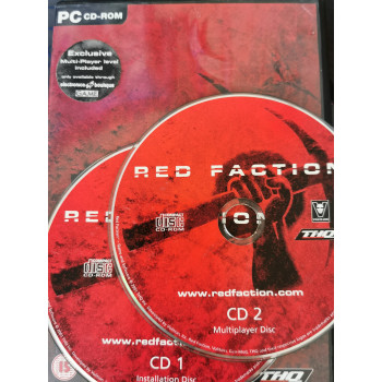 XP Retro Gaming PC - SFF - HDMI - Red Faction Edition