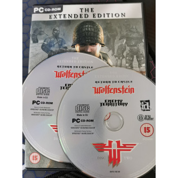 XP Retro Gaming PC - SFF - HDMI - RTC Wolfenstein Edition