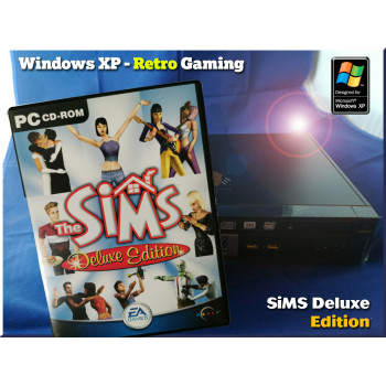 XP Retro Gaming PC - USFF - The Sims Deluxe Edition