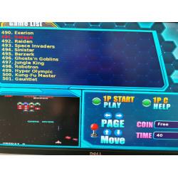 Game Elf 750 In 1 Horizontal Multi Arcade Game JAMMA Board CGA / VGA Output
