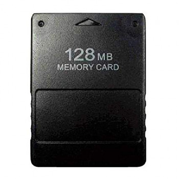 128MB PS2  Memory Card - FreeMcBoot Installed