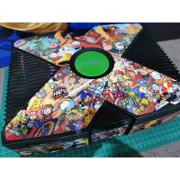 Original Microsoft XBOX Console 500GB / Coin Ops 8 / TSOP / Arcade Skin
