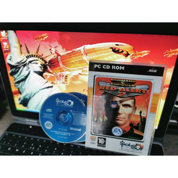 Dell Latitude E Series Windows XP (Retro XP Gaming) Laptop - Red Alert 2 Edition
