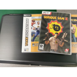 Dell Latitude E Series Windows XP (Retro XP Gaming) Laptop - Serious SAM Triple Edition
