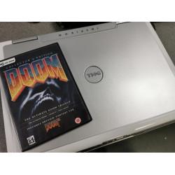 "Dell Inspiron 9400 - 17"" Windows XP (Retro Gaming) Laptop - Doom Limited Edition"
