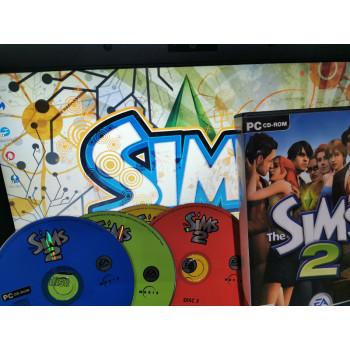 Toshiba M Series Windows XP (Retro XP Gaming) Laptop - The SIMS 2 Edition