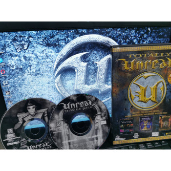 Toshiba M Series Windows XP (Retro XP Gaming) Laptop - Unreal Edition
