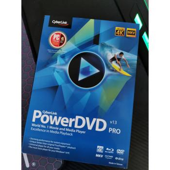 Cyberlink PowerDVD Pro v13 (Retail) XP SP3 / Vista / 7 / 8