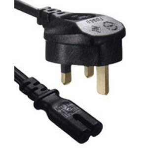 Figure of Eight Power Cable