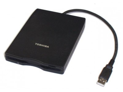 Toshiba USB Floppy Drive