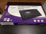 Brand New Compact Lightweight Mini USB Black Keyboard