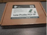 SIIG Low Profile PCI-1P ECP / EPP Parallel I/O Card
