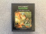 Berzerk - Atari 2600 Cartridge