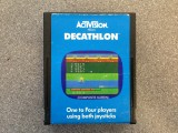 Decathlon - Atari 2600 Cartridge