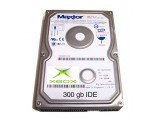 XBOX 300gB IDE Hard Drive - UnleashX & Coin-Ops (Lockable)