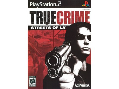 TRUE CRIME STREETS OF LA (16) PS2