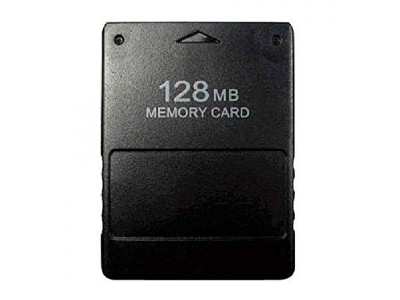 PS2 128MB Memory Card - FreeMcBoot Installed
