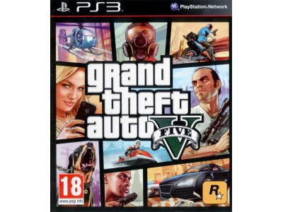 Grand Theft Auto V (18) PS3