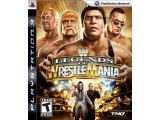 WWE Legends of Wrestlemania (15) PS3
