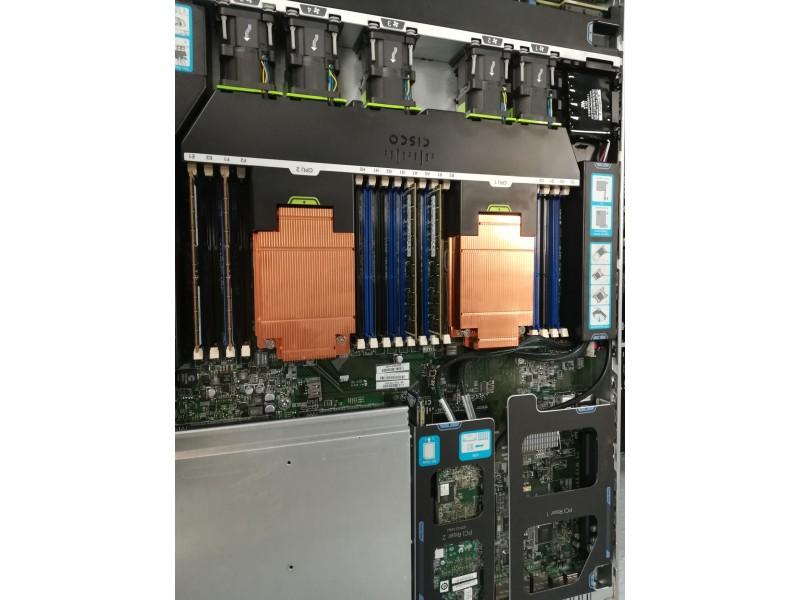 Cisco UCS C220 M3 Dual Quad Core Server