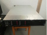 HP Proliant DL380 G7 Quad Core 2U Server 2.5gHz - 6 x 146gB SAS
