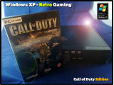 Windows XP Retro Gaming PC - Call of Duty