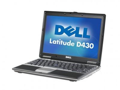 Dell Latitude D430 Linux Mint Mini Laptop - C2280M