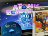 Dell Latitude E Series Windows XP (Retro XP Gaming) Laptop - Atomic Bomberman Edition