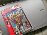 Dell Latitude E Series Windows XP (Retro XP Gaming) Laptop - Zoo Tycoon Edition