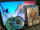 Dell Latitude E Series Windows XP (Retro XP Gaming) Laptop - Zoo Tycoon + Marine Mania Edition
