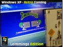 Dell Latitude E6400 Windows XP (Retro XP Gaming) Laptop -Lemmings Edition