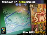 Dell Latitude E6400 Windows XP (Retro XP Gaming) Laptop - The Sims Edition