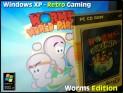 Dell Latitude E6400 Windows XP (Retro XP Gaming) Laptop - Worms World Party Edition