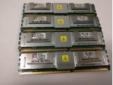 Kingston 16gB (4 x 4gB) PC2-5300F Sever Memory