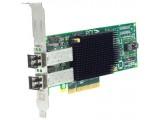 HP / Emulex LPE12002 Dual Port 8 Gbps PCI-E Fibre Channel HBA Card - 489193-001