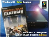 Windows XP Retro Gaming PC - C&C Generals Edition