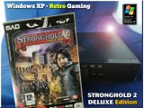 Windows XP Retro Gaming PC - Stronghold 2 Deluxe Edition