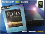Windows XP Retro Gaming PC - Alpha Centauri Edition